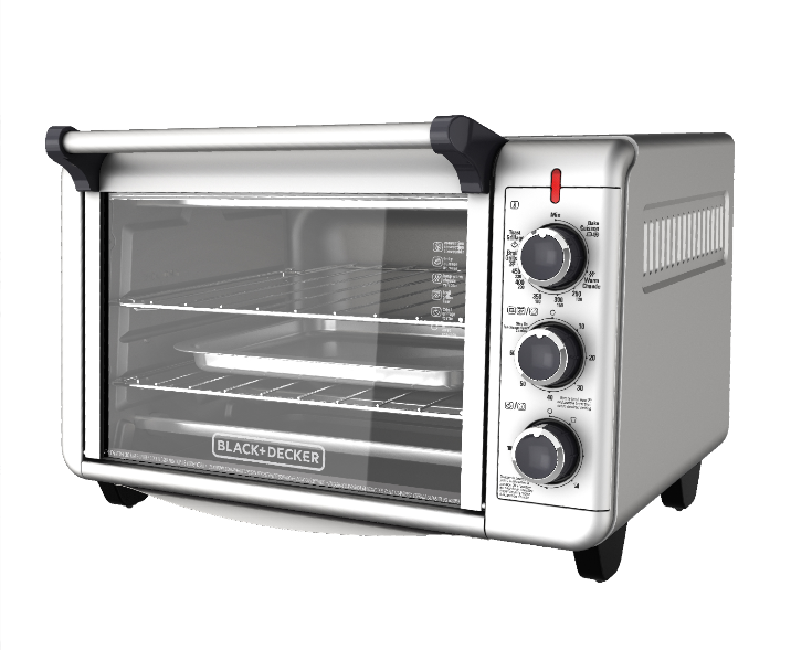 CONVECTION OVEN Baking Pizza Stainless Steel Commercial Coun