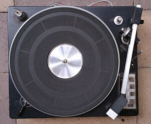 Vintage Elac MIracord 50H Capstan Drive Turntable Wareemba Canada Bay Area Preview