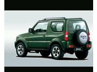 I'm looking for a suzuki jimny 4x4 4wd