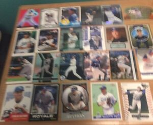 23 Carlos Beltran Baseball Cards - All Different