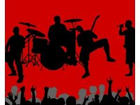 Adult singer wanted for startup band rehearsing in Guildford