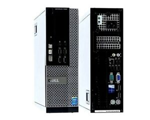 OptiPlex 7020, i5(4th Gen) Quad Core, Small Form Factor