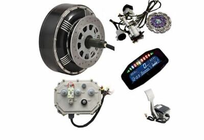 High Powered 6KW 72V Electric Car E-Car Brushless Gearless Conversion Kit NEW (New - 2999 USD)