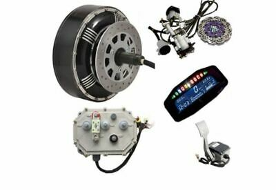 High Powered 4KW 72V Electric Car E-Car Brushless Gearless Conversion Kit NEW (New - 2499 USD)