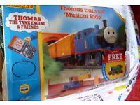 Thomas & Percy Train Set 'Musical Ride'.