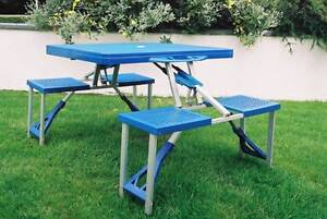 Folding Camp Table Clontarf Redcliffe Area Preview