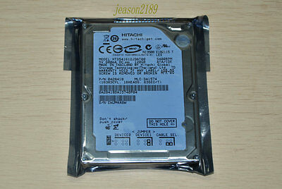 Hitachi Travelstar Hts541612j9at00 120Gb Ide Hard Drive 5400Rpm Hdd For Laptop