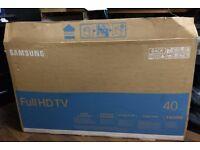 "SAMSUNG 40"" K5500 5 Series Flat Full HD 1080P Smart TV - UE40K5500AK - BRAND NEW CONDITION"