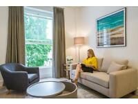 CENTRAL LONDON * ZONE 1 * LUXURY AND LOVELY ONE BEDROOM APARTMENT *HYDE PARK *MOMENT WALK