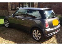 Mini Cooper Park Lane 2006 lovely condition, MOT end of March 2018