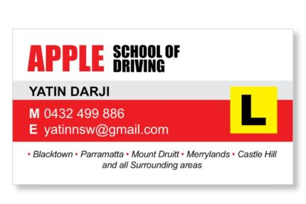Driving School, Driving Lessons, Driving Instructor Blacktown Blacktown Area Preview