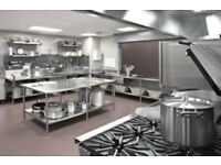 Commercial Kitchen Space And Community