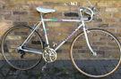 Vintage hand built bike Peugeot,  frame size 22 / serviced & WARRANTY / Welcome for cup of tea