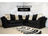 Vegas corner sofa/colors available p