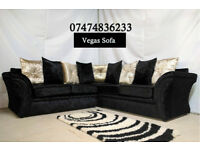 Vegas corner sofa/colors available g