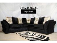 Vegas corner sofa/colors available qd