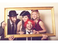 **PHOTO BOOTH - Wedding / Prom / Birthday / Mehndi / Engagement Party PhotoBooth Magic Mirror DJ Bar