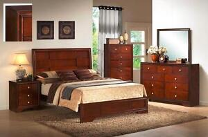 ifurniture Warehouse Sale -- Solid Wood Bed Room Set from $1175!!