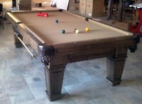 7 STAR BILLIARD - PROFESSIONAL BILLIARD SERVICE - 416-333-6789