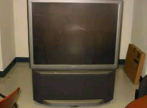 """Sony 55"""" Projection tv"""