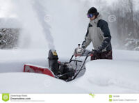 Midland.Be your own boss, blowing snow. 705-528-7237
