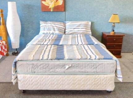 DELIVERY TODAY QUALITY Ensemble Double bed & mattress QUICK SALE Perth Region Preview