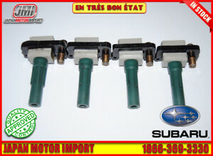 COIL PACK COIL ON PLUGS IMPREZA, WRX, FORESTER LEGACY, TRIBECA,