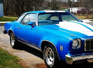 1975 chevelle sport coupe