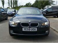 2010 BMW 3 Series 2.0 320I SE 2d 168 BHP Convertible Petrol Manual