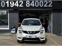 2015 15 NISSAN JUKE 1.6 NISMO RS DIG-T 215 BHP 5DR 6SP SPORTY HATCH,26,000M,FNSH