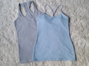 Gray Tank--Sold!!LULULEMON TANKS