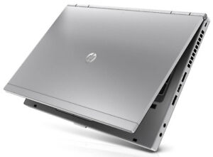 Hp 13.3 Elitebook intel core i5 Laptop 8GB RAM 500GB Win7or10