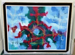Private Art Collection- ORIGINGAL PAINTINGS - LISTED ARTISTS