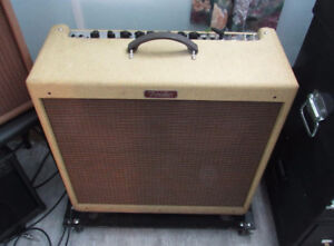 Ampli Fender Blues DeVille 410 reissue
