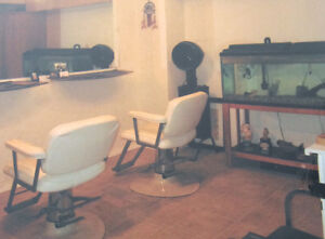 Salon equipment for sale. Start your own home business