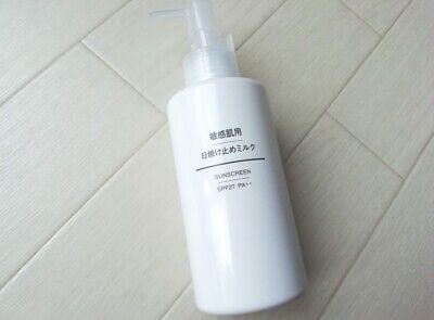 Muji Sunscreen Spf 27 Pa++