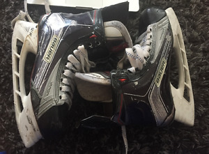 Used Bauer 1X skates mens size 10