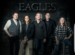 2 Floor Seats for The Eagles at the Air Canada Centre on July 17