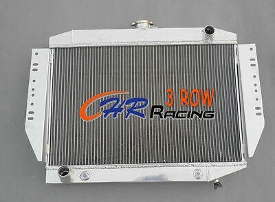 3 ROW ALL ALUMINUM RADIATOR FOR JEEP CHEROKEE WAGONEER J SERIES 72 79 NEW