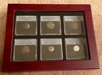 Coins from Ancient Greek world
