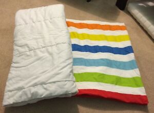 IKEA Cot Comforter & Cover