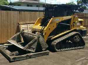 Flatout Diggin Bobcat Services - Earthmoving and Excavation Mountain Creek Maroochydore Area Preview