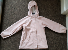 Raincoat Girls age 6-8