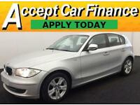 BMW 116 2.0TD 2009MY d SE FROM £25 PER WEEK!