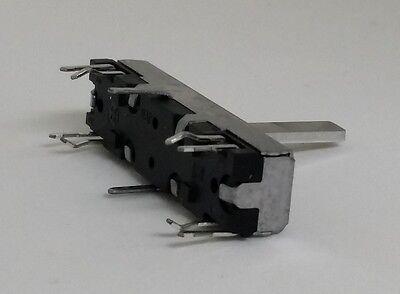10K ohm Single Slide Potentiometer Linear EWA-MKEC15B14 Pot (10) Lot