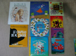 French children's books - lot of 28!