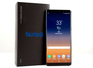 """""""STORE SALES"""" Brand New Sealed Samsung Note 8 (Single / Dual)"""