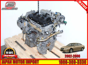 02 03 04 05 06 NISSAN ALTIMA ENGINE QR25DE, $990 INSTALLED