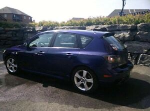 Mazda 3 sport fully loaded! Great condition!