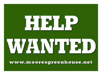 Help Wanted - Strathmore